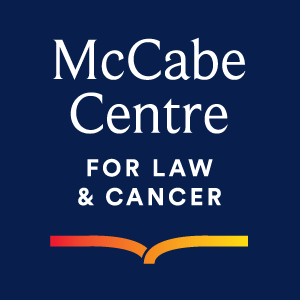 McCabe Centre for Law & Cancer Logo