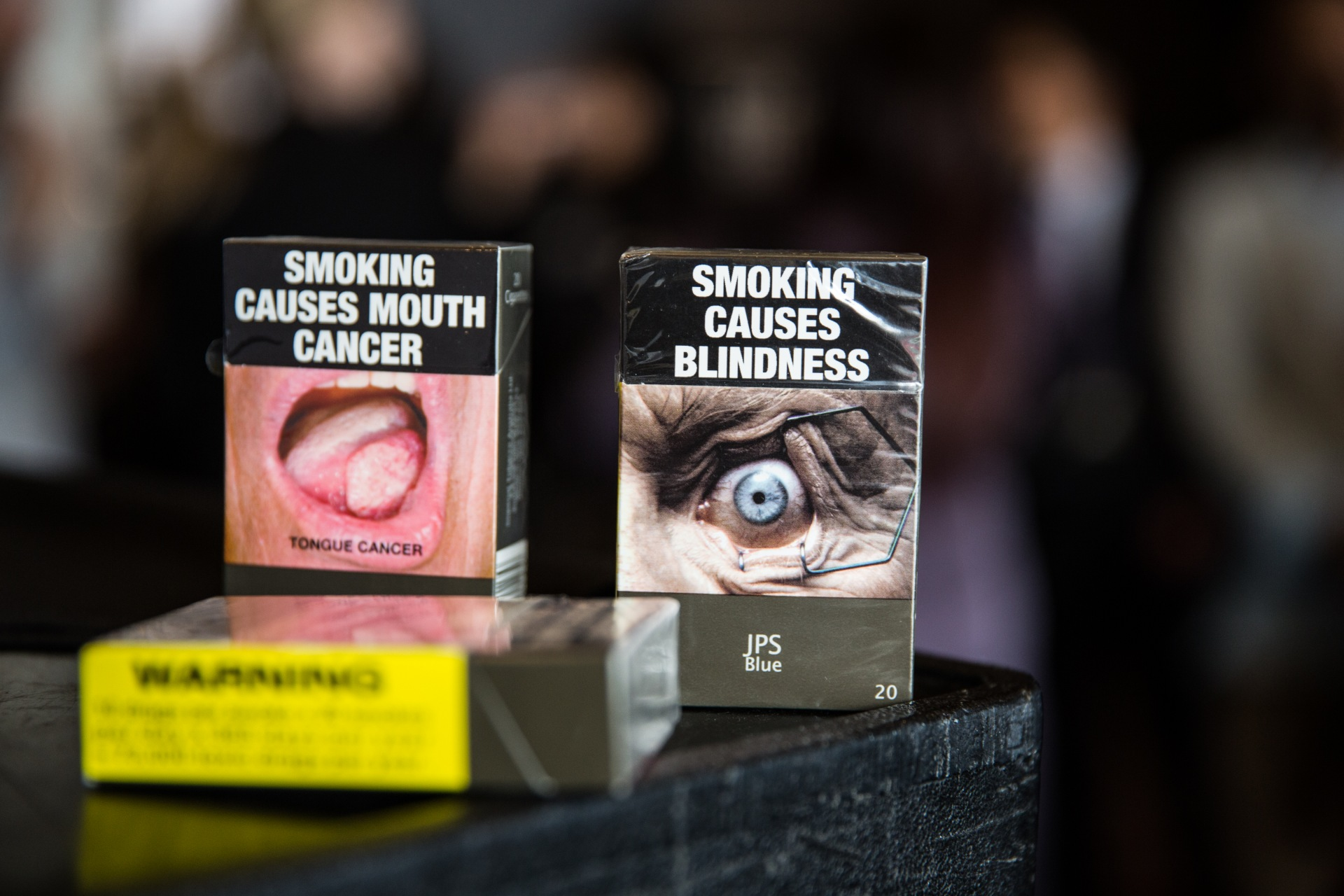 Tobacco plain packaging