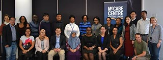 3rd Intensive Legal Training Program held at CCV in Melbourne