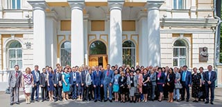 Workshop with WHO EURO, I.M. Sechenov First Moscow State Medical University and the Ministry of Health of the Russian Federation in Moscow, Russian Federation, Intensive Legal Training and Capacity-building