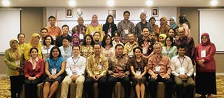 National Consultation on the Right to Health in Trade in the Context of NCDs with WHO Indonesia in Batam, Indonesia